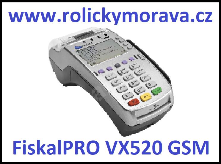 Nejvýhodnější kotoučky pro pokladnu FiskalPRO VX520 GSM