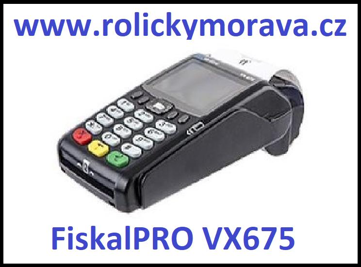Nejvýhodnější kotoučky pro pokladnu FiskalPRO VX675