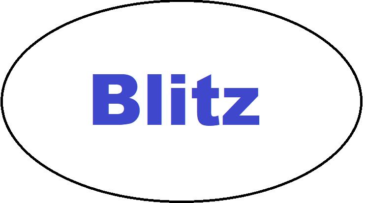 Etiketovací kleště jednořádkové Blitz
