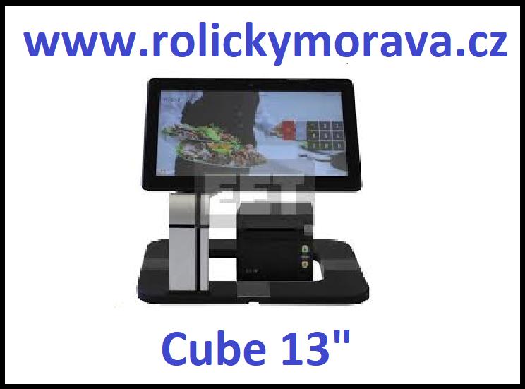 """Nejvýhodnější kotoučky pro pokladnu Cube 13,3"""""""