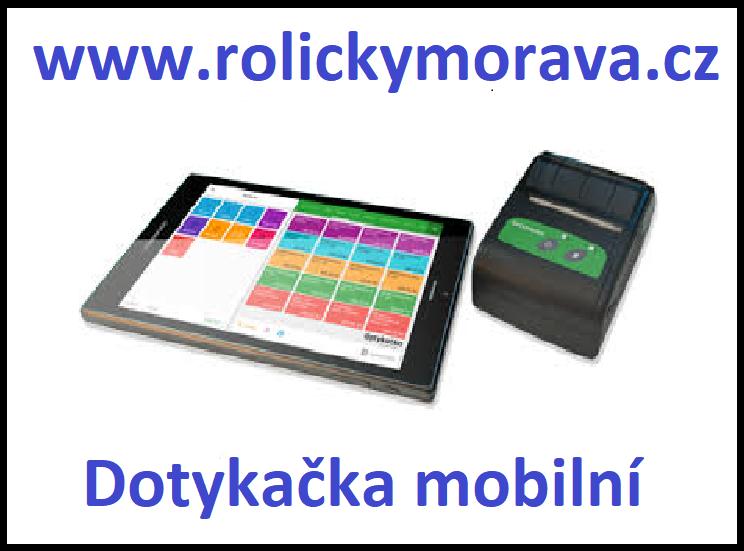 Nejvýhodnější kotoučky pro Dotykačka mobilní