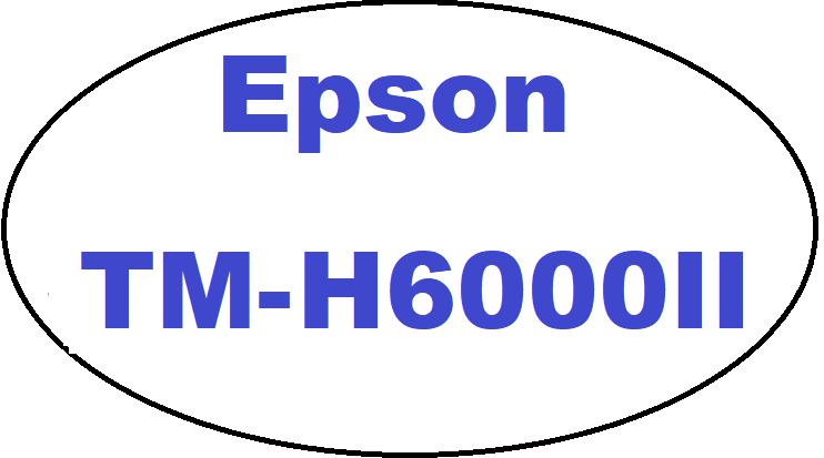 Nejvýhodnější kotoučky pro tiskárnu Epson TM-H6000II