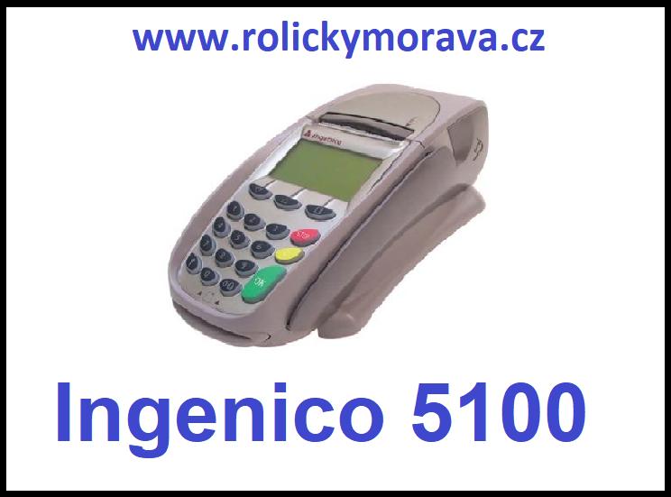 Nejvýhodnější kotoučky pro Ingenico 5100