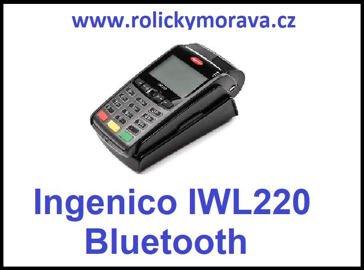 Nejvýhodnější kotoučky pro Ingenico IWL 220 Bluetooth