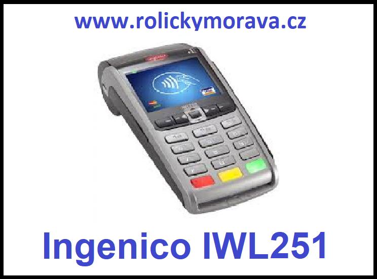 Nejvýhodnější kotoučky pro Ingenico IWL 251