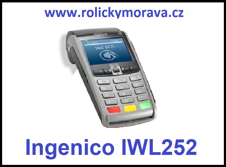 Nejvýhodnější kotoučky pro Ingenico IWL 252