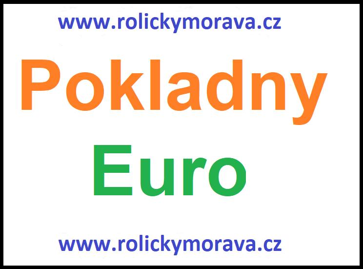 Nejvýhodnější kotoučky pro pokladny Euro