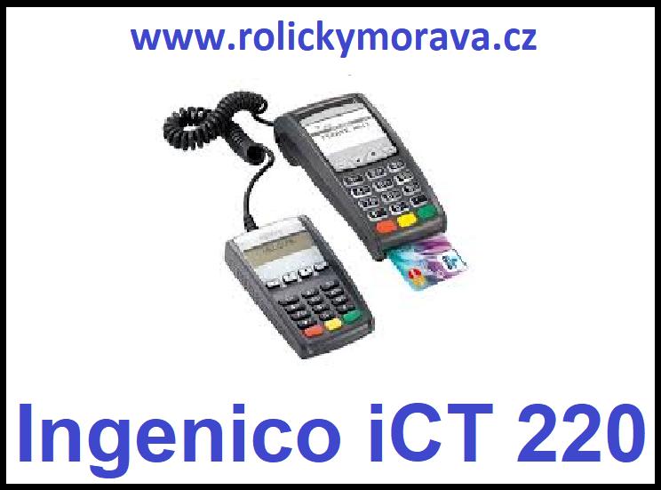 Nejvýhodnější kotoučky pro Ingenico iCT 220