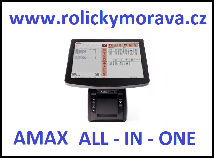 Nejvýhodnější kotoučky pro AMAX ALL-IN-ONE
