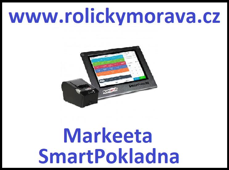 Nejvýhodnější kotoučky pro pokladnu Markeeta SmartPokladna