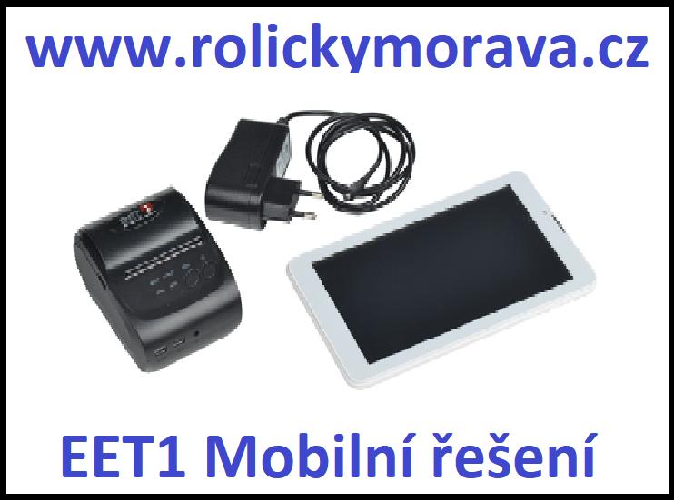 Nejvýhodnější kotoučky pro EET1 Mobilní řěšění
