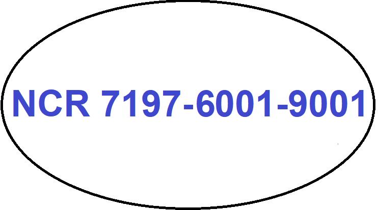 Nejvýhodnější kotoučky pro tiskárnu NCR 7197-6001-9001