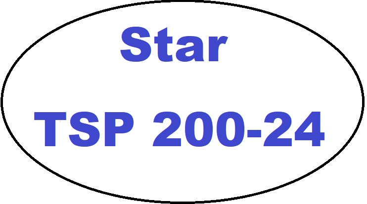 Nejvýhodnější kotoučky pro tiskárnu Star TSP 200-24