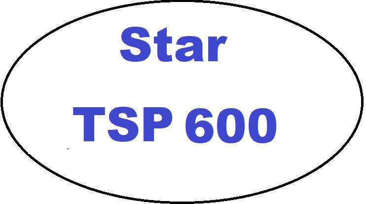 Nejvýhodnější kotoučky pro tiskárnu Star TSP 600