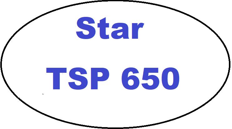 Nejvýhodnější kotoučky pro tiskárnu Star TSP 650
