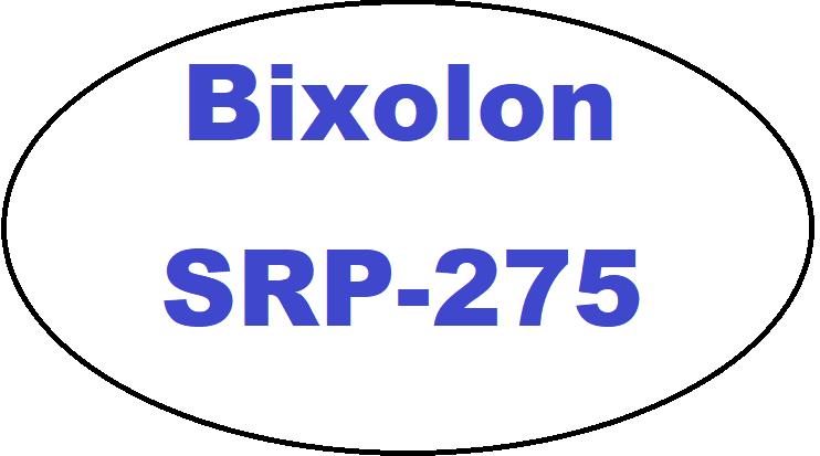 Nejvýhodnější kotoučky pro tiskárnu Bixolon SRP-275