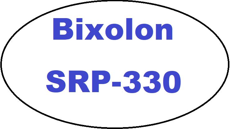 Nejvýhodnější kotoučky pro tiskárnu Bixolon SRP-330