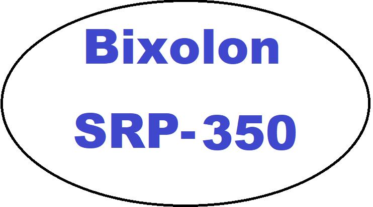 Nejvýhodnější kotoučky pro tiskárnu Bixolon SRP-350