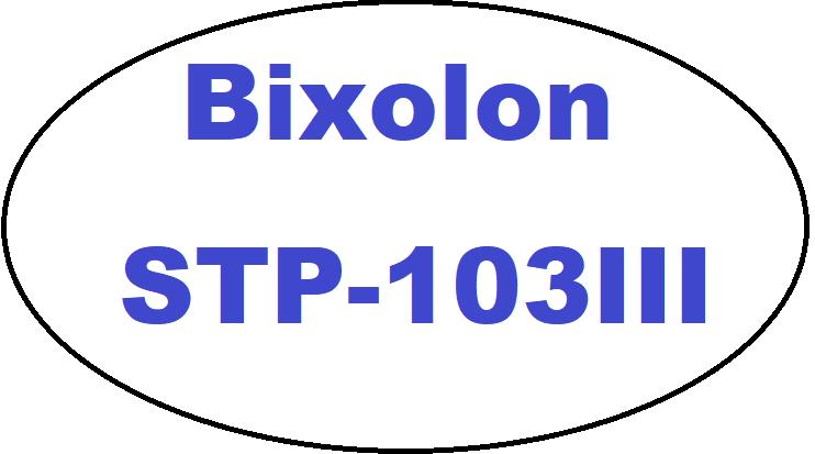 Nejvýhodnější kotoučky pro tiskárnu Bixolon STP-103III