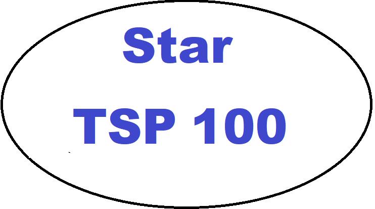 Nejvýhodnější kotoučky pro tiskárnu Star TSP100