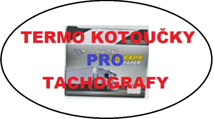 Kotoučky do digitálních tachografů