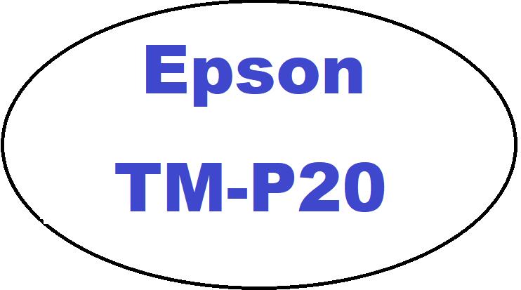 Nejvýhodnější kotoučky pro mobilní tiskárnu Epson TM-P20