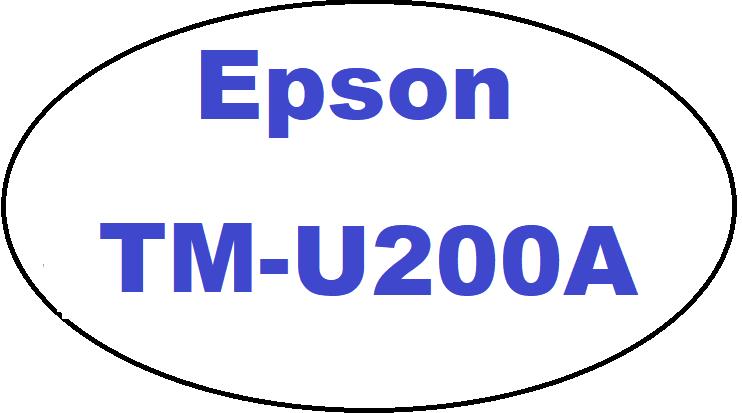 Nejvýhodnější kotoučky pro tiskárnu Epson TM-U200A