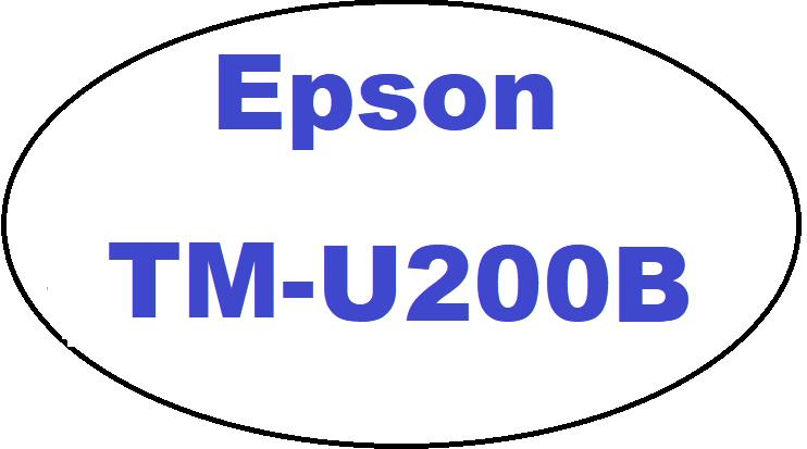 Nejvýhodnější kotoučky pro tiskárnu Epson TM-U200B