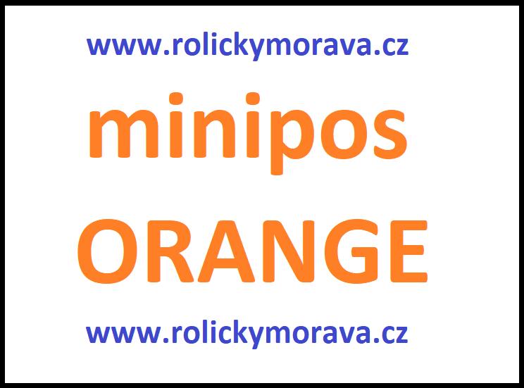 Nejvýhodnější kotoučky pro Minipos Orange