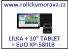 """Nejvýhodnější kotoučky pro LILKA + 10"""" tablet + Elio XP-58IILB"""