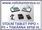 Nejvýhodnější kotoučky pro Stolní tablet PiPo + PS + Tiskárna XP58 IIL