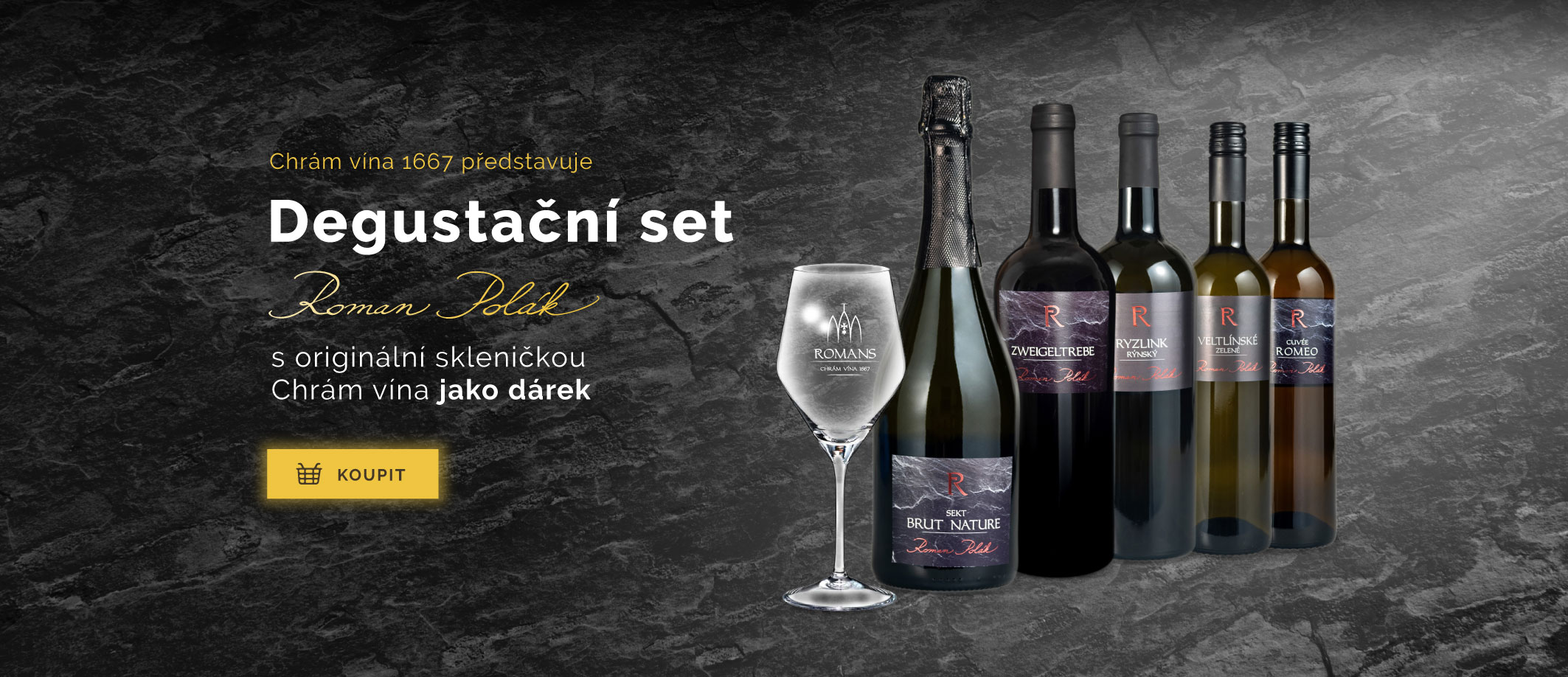 degustacni set