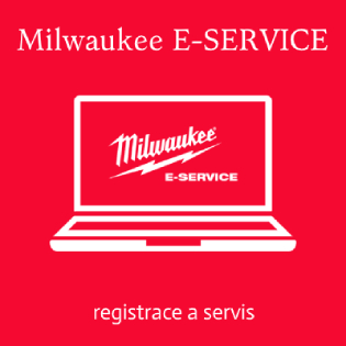 Milwaukee e-servis
