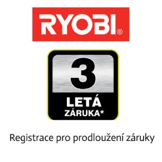 Ryobi registrace
