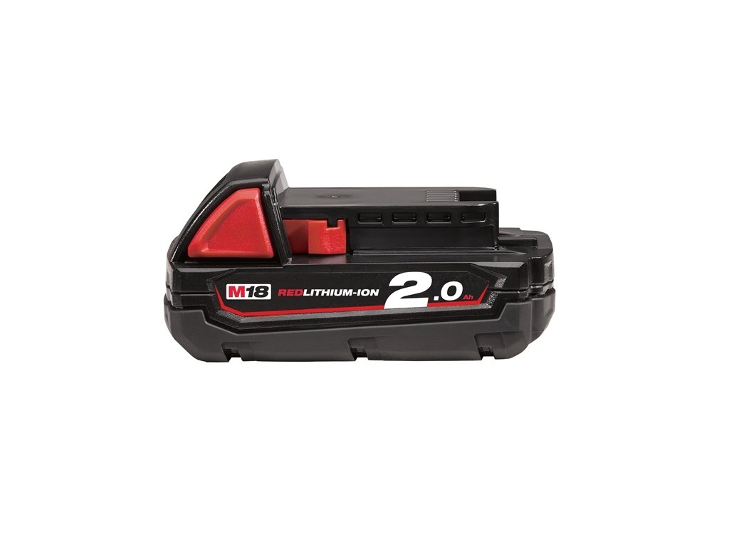 4357 milwaukee m18b2 akumulator 2 0 ah