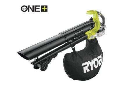 Ryobi OBV18 aku bezuhlíkový foukač/vysavač - dostupný konec Října 2021