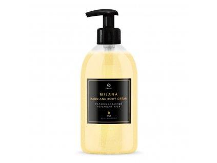 Grass Milana Brut 300ml prémiové tekuté mýdlo s dávkovačem a vůní aromatickou, kořenitou