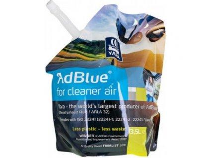 YARA AdBlue Softpack syntetická močovina 3,5 l - VÍCE NEŽ 1KS NELZE POSLAT ZÁSILKOVNOU !!!
