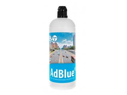 YARA AdBlue čirá kapalina syntetické močoviny 1l - VÍCE NEŽ 5KS NELZE POSLAT ZÁSILKOVNOU !