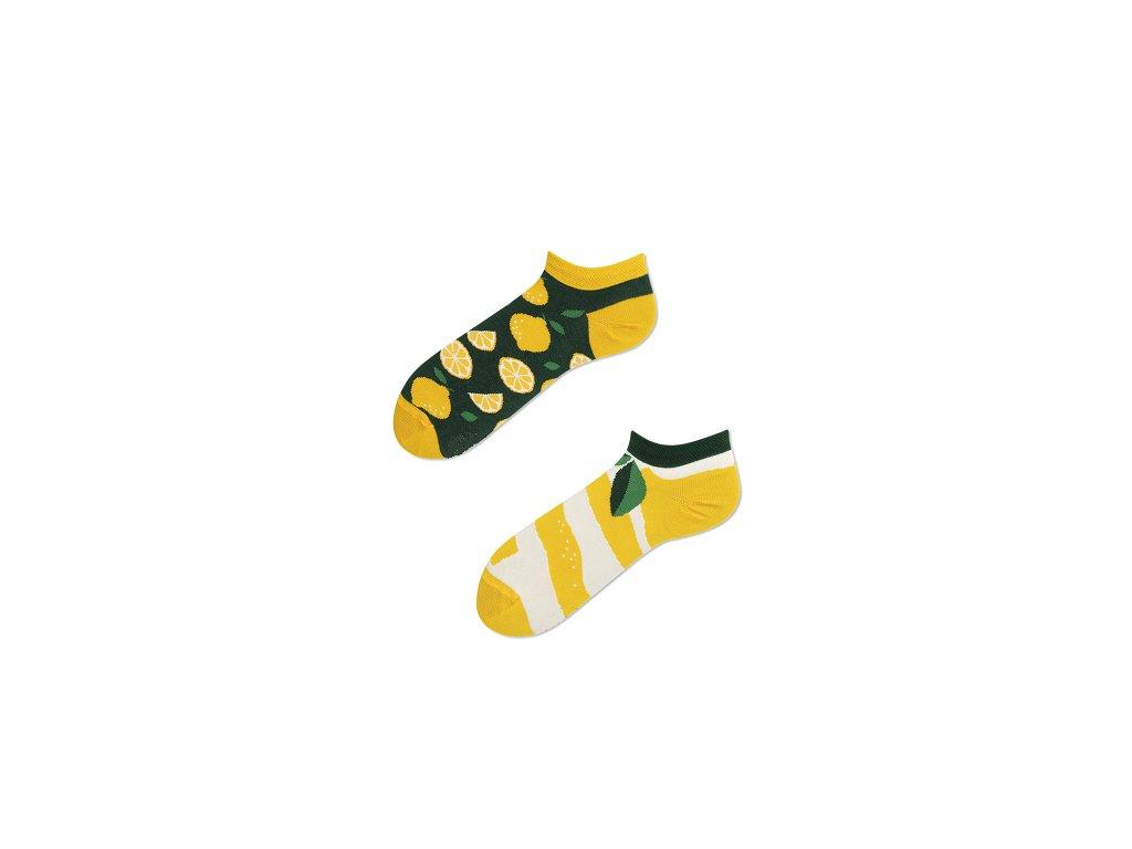 Roni Syvin ponožky citrony