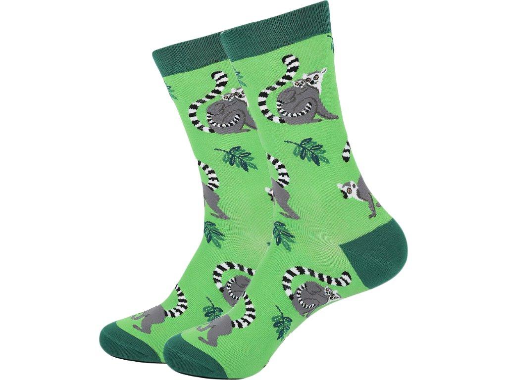 roni syvin ponozky lemur 1