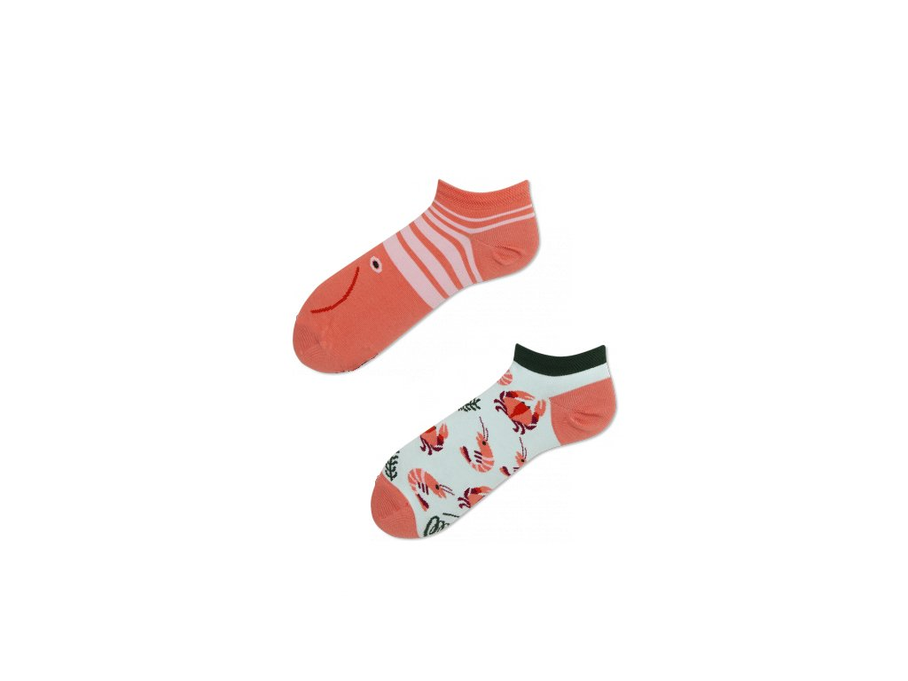 RoniSyvin ponožky Krevetky