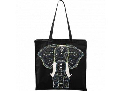 roni syvin platena taska carry slon uprostred c