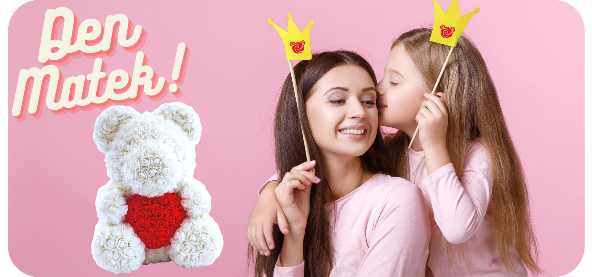 Potěšte svoji mamu láskou na mezinárodní den matek!