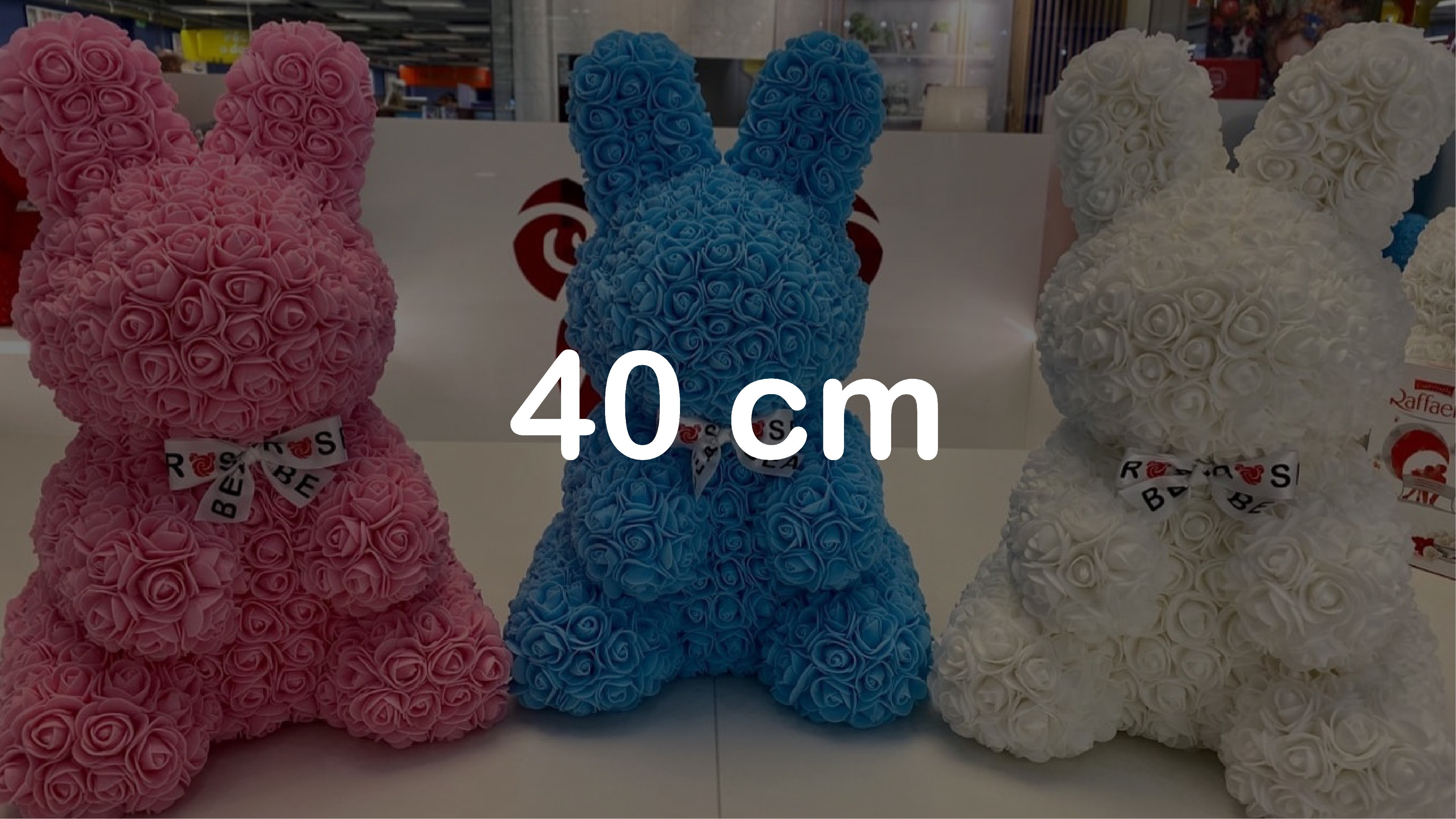 Zajíčci 40 cm
