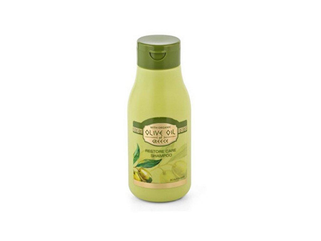 olivovy regeneracni sampon pro vsechny typy vlasu restore care shampoo 300 ml