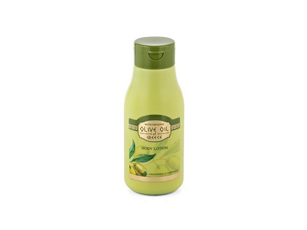olivove telove mleko body lotion 300 ml