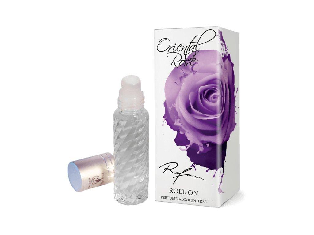 deo roll orientální růže