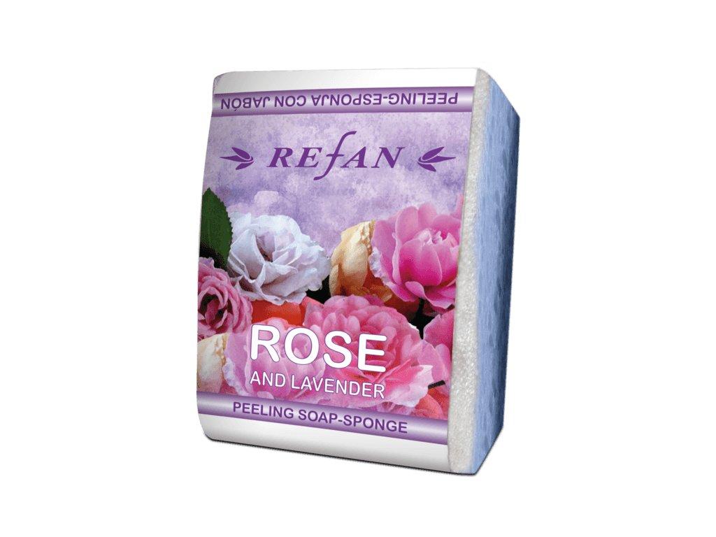 R0024 levandule růže