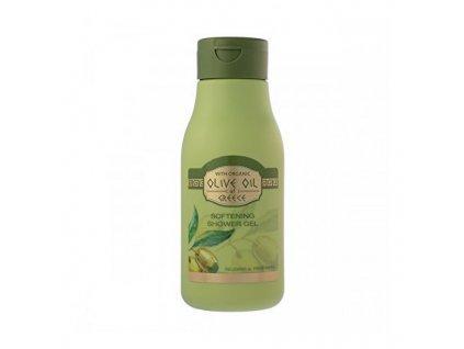 jemny olivovy sprchovy gel softening shower gel 300 ml